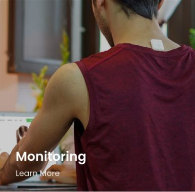 work from home posture monitoring